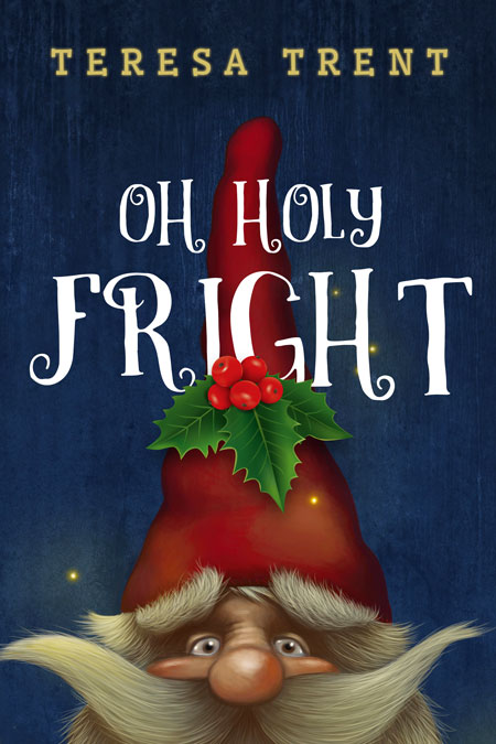 Book Cover: Oh Holy Fright