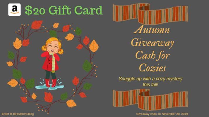 Autumn Cozy Giveaway Logo