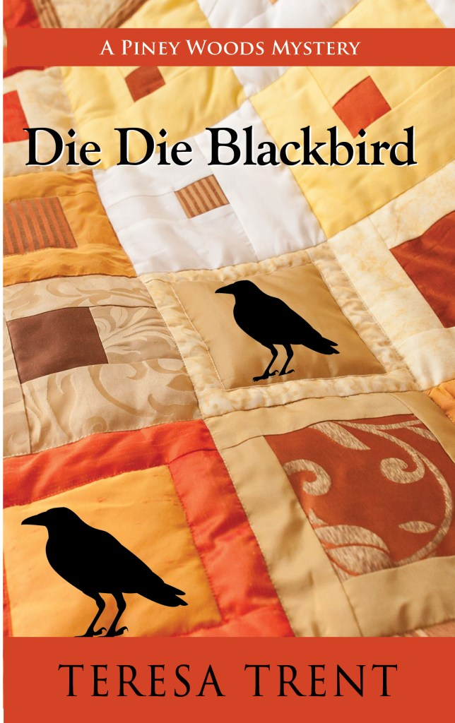 Book Cover: Die Die Blackbird