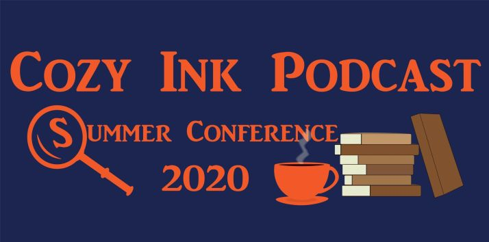 Cozy Ink Conference on August 1, 2020