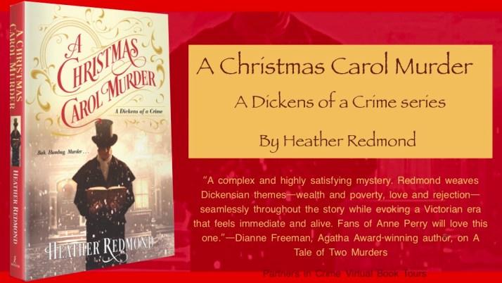 A Christmas Carol Murder Banner