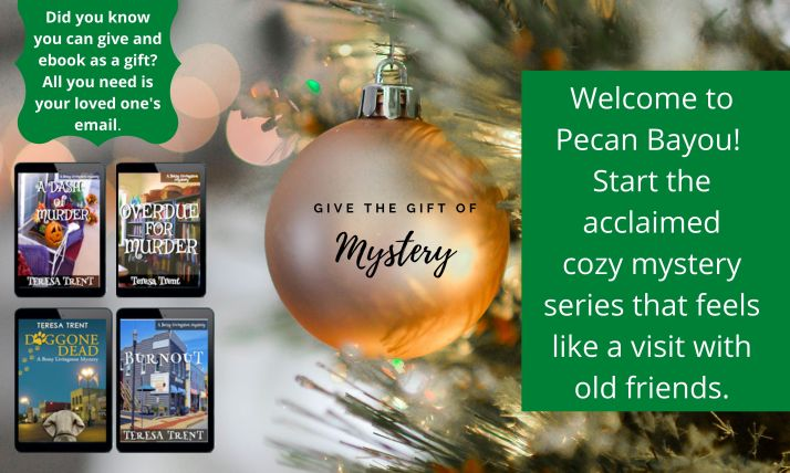 Give a Pecan Bayou Ebook for Christmas