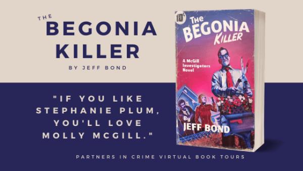 The Begonia Killer by Jeff Bond Banner