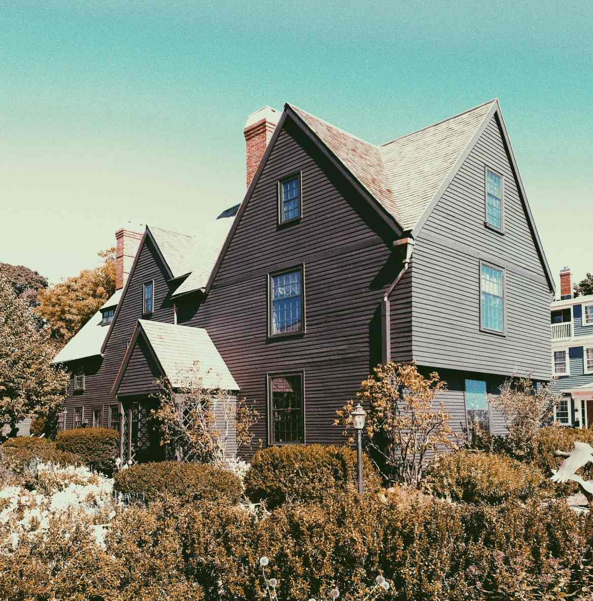 The House of Seven Gables, Salem MA