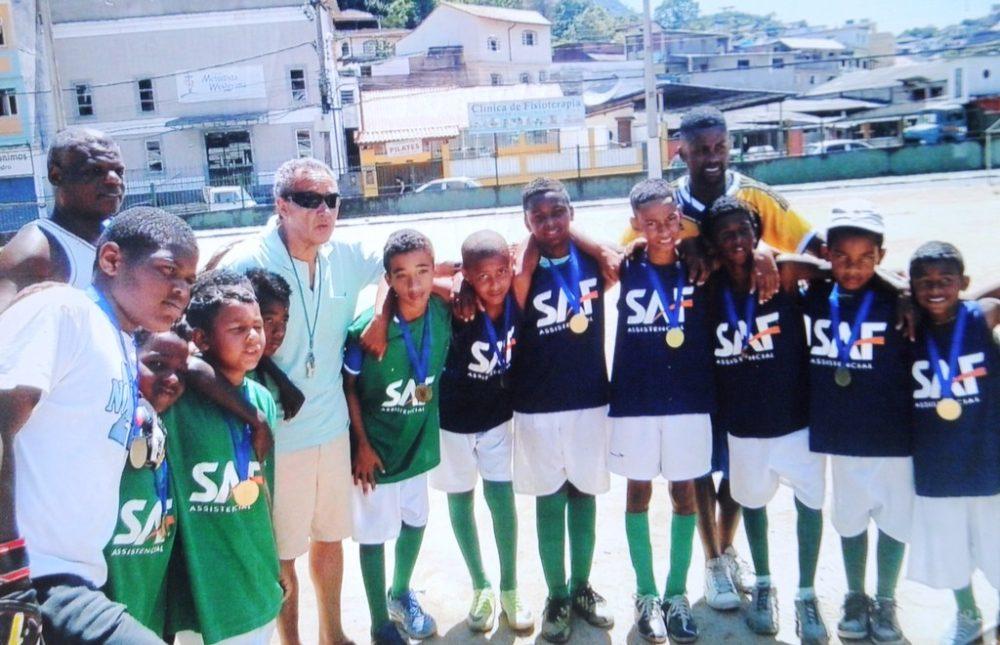 Torneio marca encerramento anual do Projeto Palmeirinha