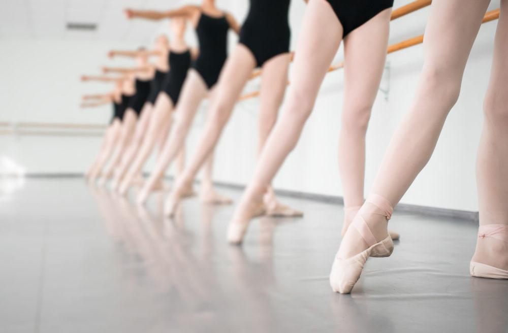 Ballet: Secretaria de Cultura abre inscrições