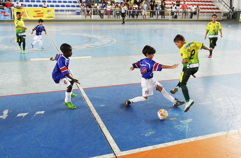 Rio Futsal: Secretaria de Esportes apoia Campeonato Carioca de Futsal em Teresópolis