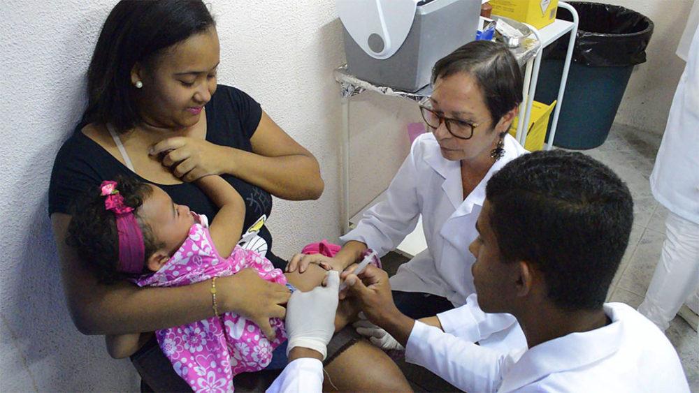 Teresópolis vacinou 26.685 pessoas contra gripe