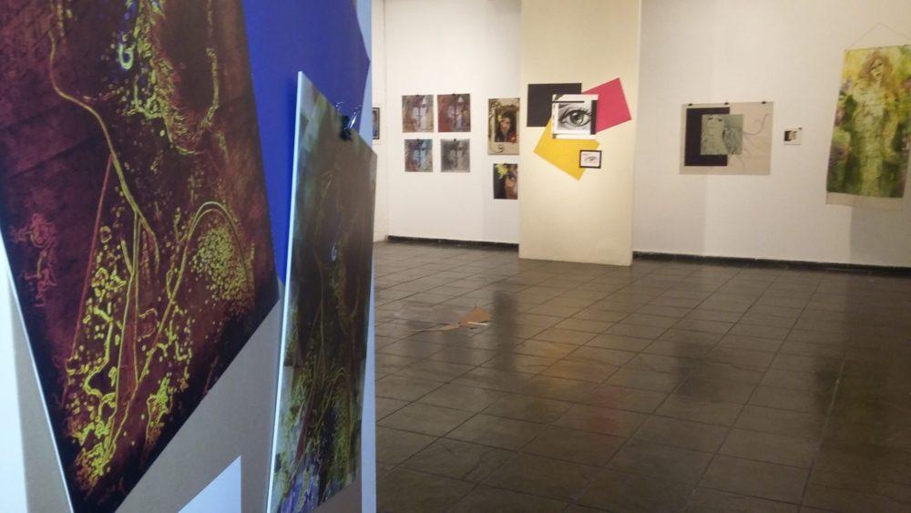 Exposição 'Olhar Digital' na Casa de Cultura