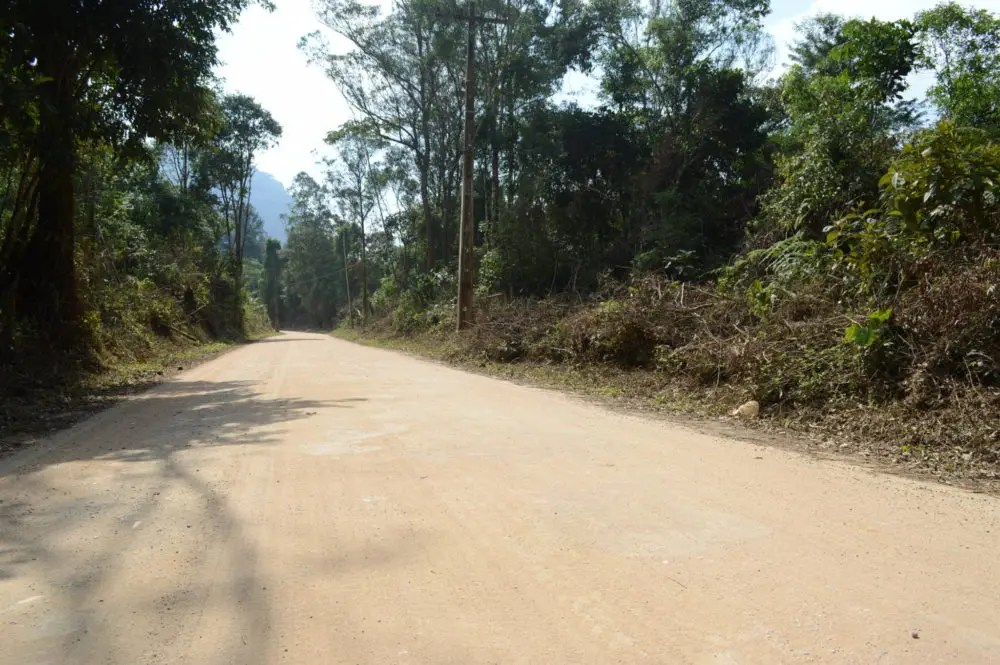 Governo Municipal recupera quilômetros de estradas vicinais