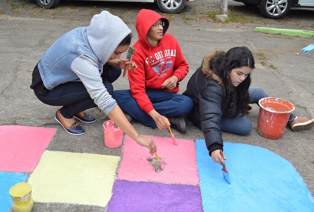 Projeto mobiliza alunos do CEHPT