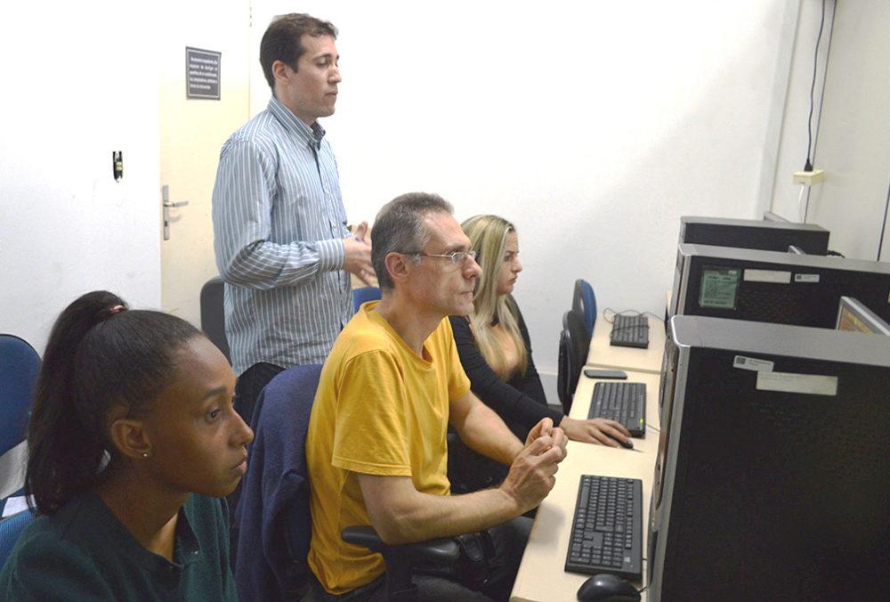 Secretaria de Trabalho oferece curso gratuito de informática