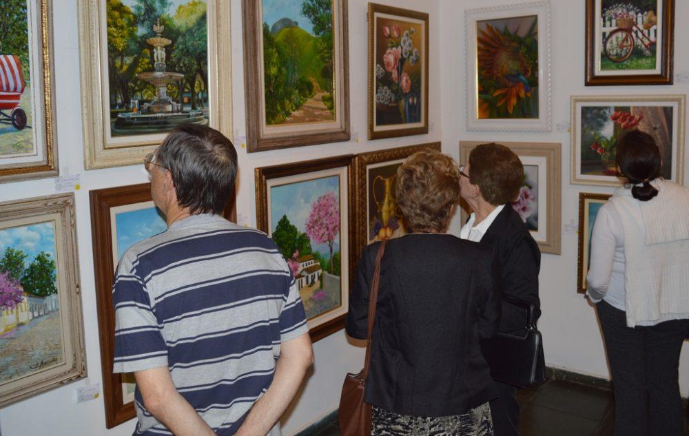 24º Salão Nacional da Primavera homenageia artistas
