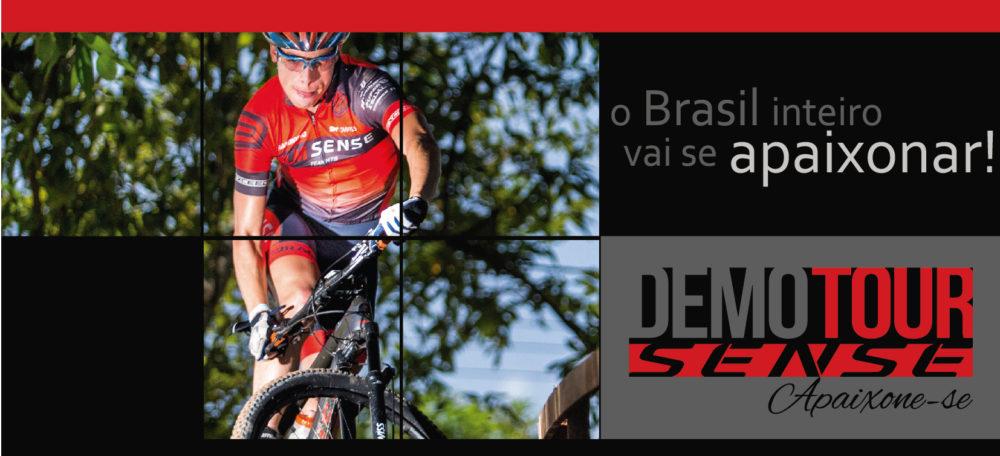 Projeto 'Sense, Apaixone-se! Demo Tour' chega a Teresópolis
