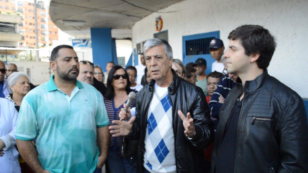 Prefeito Mario Tricano anuncia inaguração do Centro de Diálise
