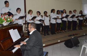 Natal Encantado – Coral Municipal apresenta repertório de MPB e Bossa Nova