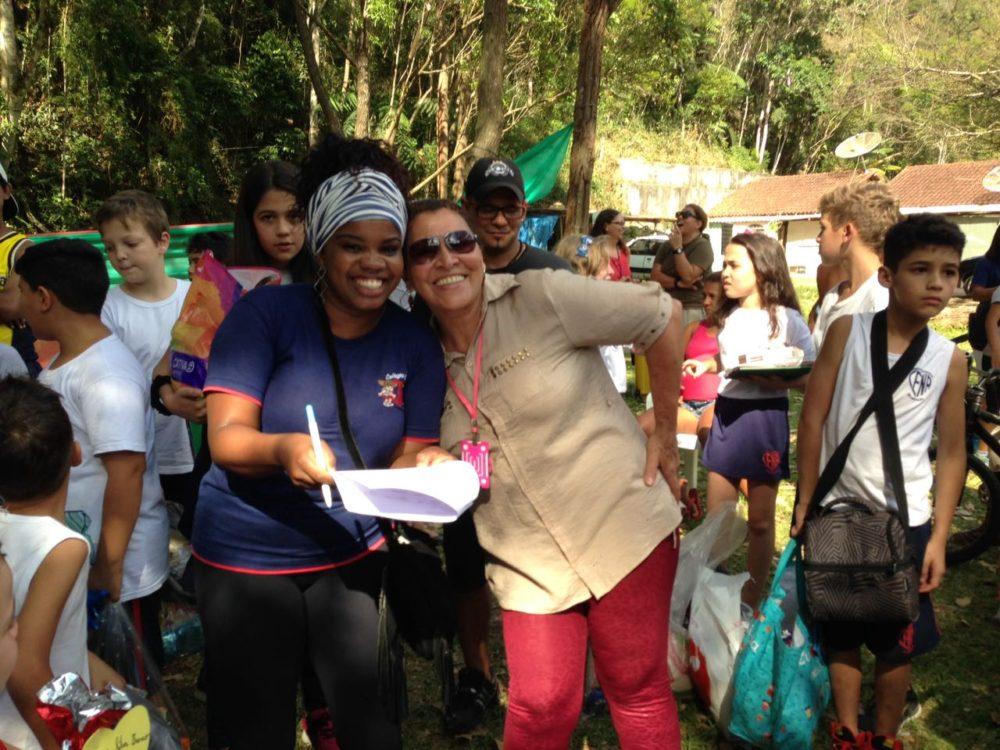 """Solidariedade: Projeto """"Adote um amigo"""" atende comunidade na Fonte Santa"""