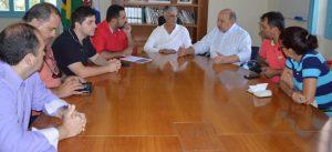 Saúde é destaque em encontro entre Tricano e Simão Sessim