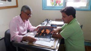 Cultura apoia lançamento de filme de roteirista de Teresópolis