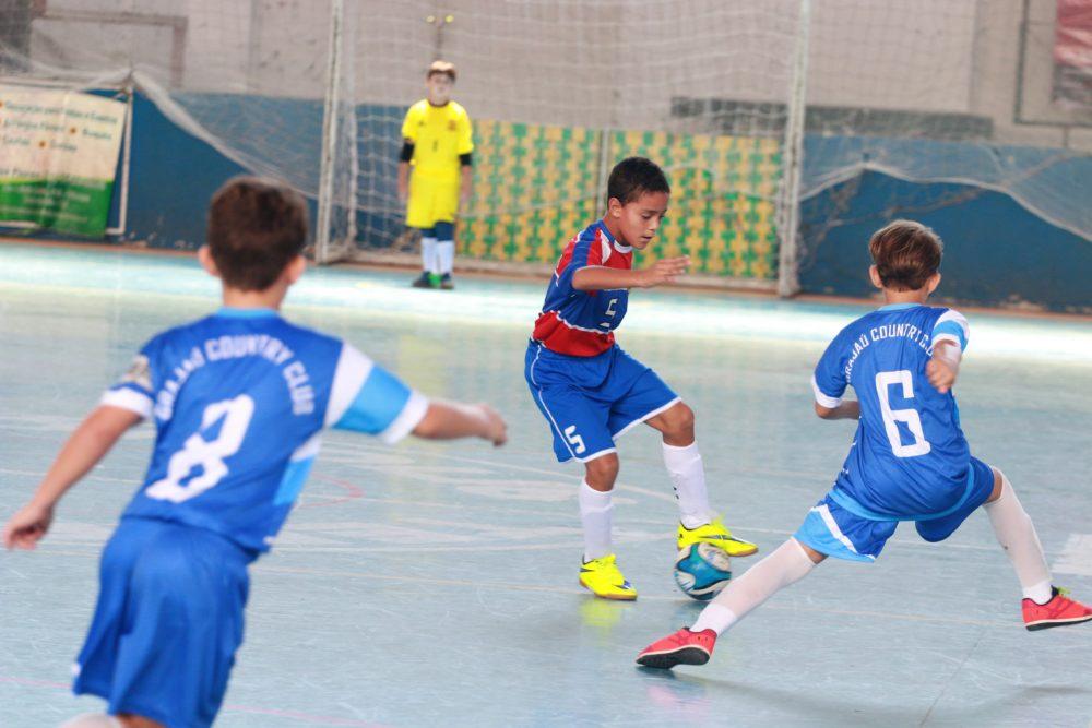 Carioca de Futsal: Teresópolis/PMT vence e continua firme no campeonato