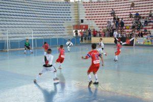 Teresópolis enfrenta Vasco pelo Campeonato Estadual de Futsal nas categorias de base