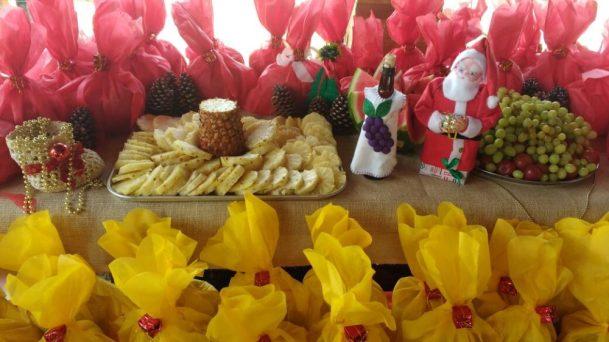 A comemoração contou com sorteio de brindes, café da manhã e almoço
