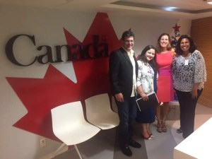 Canadá apoia oficialmente festival de cinema em Teresópolis em 2018