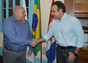 Prefeito Pedro Gil e deputado Hugo Leal confirmam parceria para a conquista de melhorias para Teresópolis em diversos segmentos