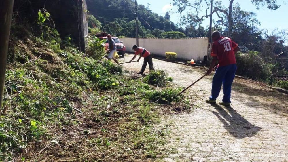 Agricultura, Obras e Serviços Públicos seguem com manutenções na cidade e interior
