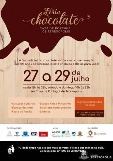 Festa do Chocolate de Teresópolis
