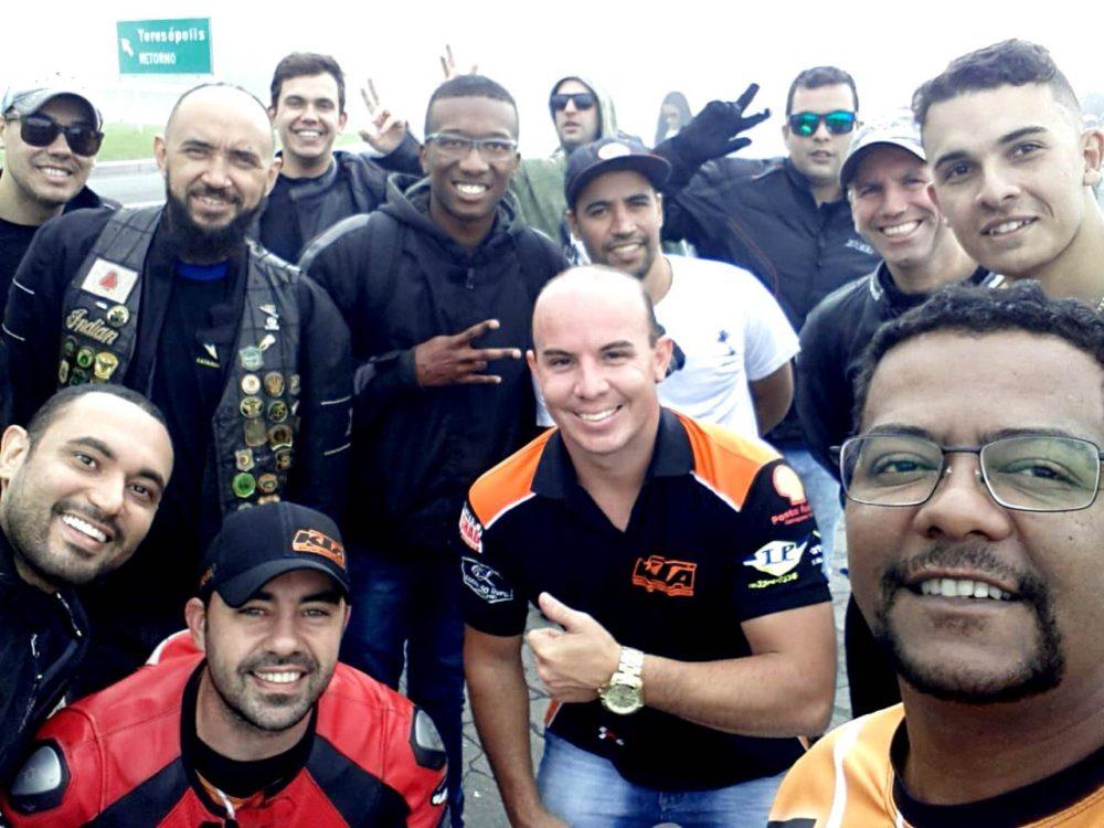 2º Rolê Monstro reúne motociclistas de Minas Gerais em Teresópolis
