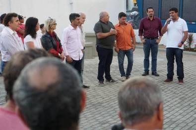Prefeito Pedro Gil deixa sua mensagem para os moradores de Vargem Grande
