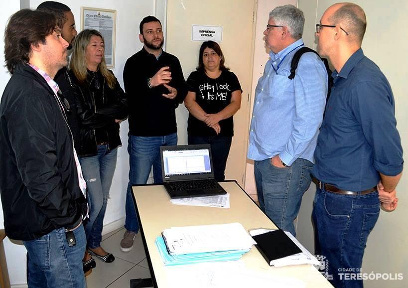 PREFEITURA DISPONIBILIZARÁ CONTRATOS  DA GESTÃO DA UPA TERESÓPOLIS PARA  AUDITORES FISCAIS DO TRABALHO