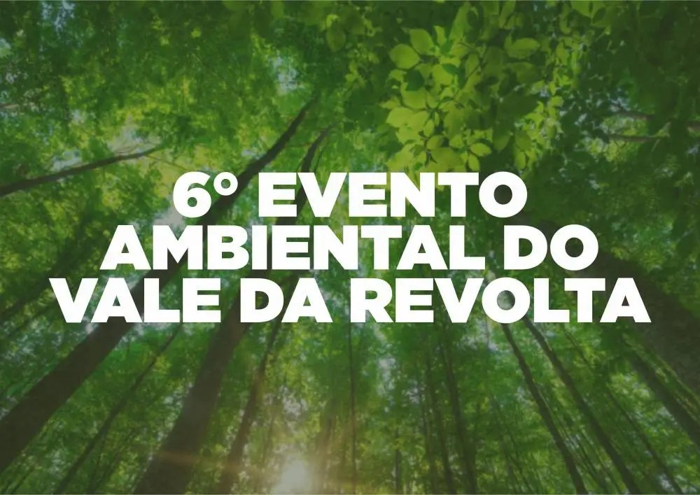 EVENTO AMBIENTAL MOVIMENTA VALE DA REVOLTA