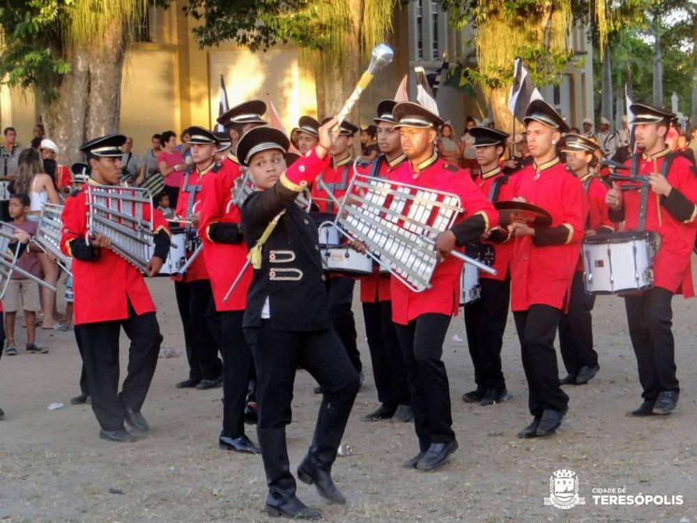 Teresópolis será representada no Campeonato Estadual de Bandas e Fanfarras, em São Gonçalo