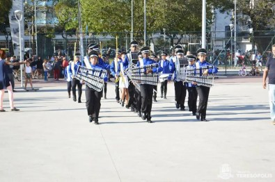 1º Encontro de Bandas e Talentos Escolares de Teresópolis acontece na Praça Olímpica