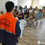 DEFESA CIVIL VOLTA A ALERTAR COMUNIDADE SOBRE RUA INTERDITADA NA GRANJA FLORESTAL