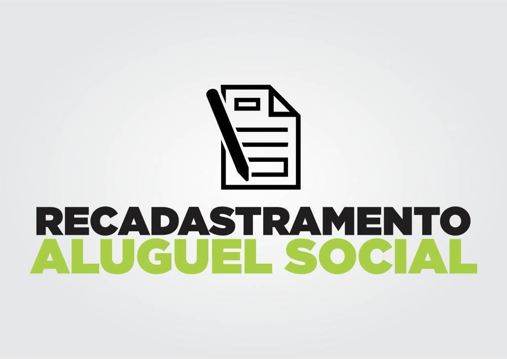 PREFEITURA REALIZA RECADASTRAMENTO DOS BENEFICIÁRIOS DO ALUGUEL SOCIAL