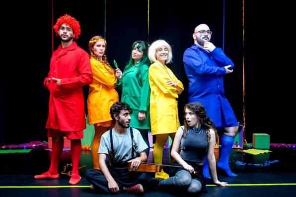 Cia. TerêAto em ação no palco do Teatro Municipal (2)
