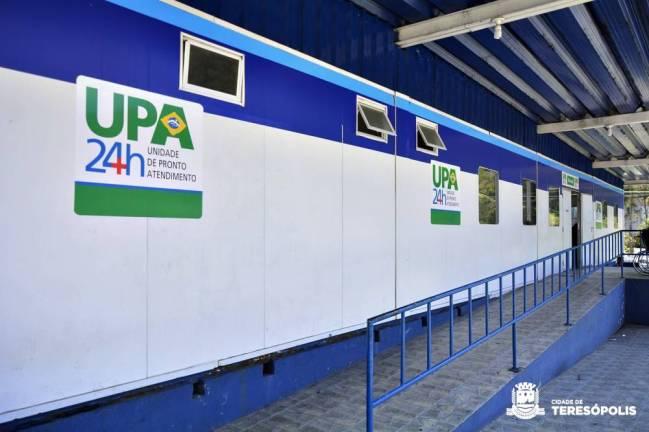 Equipamentos são comprados pela gestão municipal para melhor atender aos pacientes na UPA