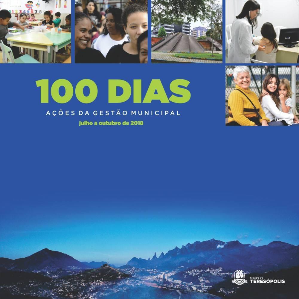 GESTÃO VINICIUS CLAUSSEN COMPLETA 100 DIAS