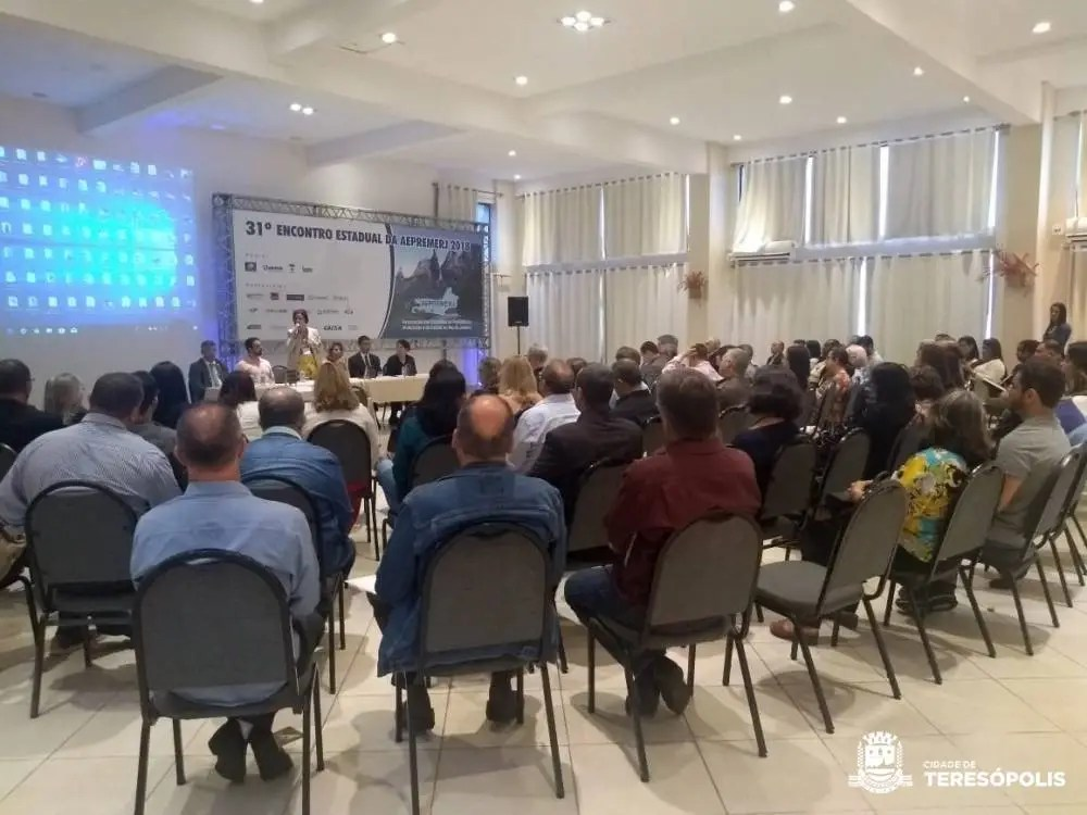 TERESÓPOLIS SEDIA ENCONTRO REGIONAL DE PREVIDÊNCIA SOCIAL