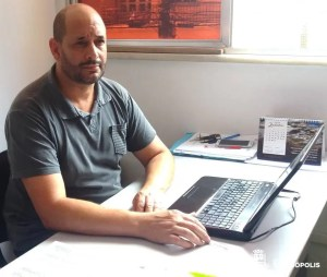 ANTÔNIO HENRIQUE VASCONCELLOS ASSUME A SECRETARIA DE SAÚDE DE TERESÓPOLIS