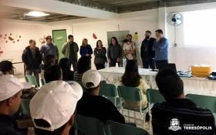 Encontro rural realizado em Bonsucesso, no 3º Distrito