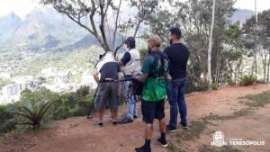 Teresópolis é destaque em série de TV