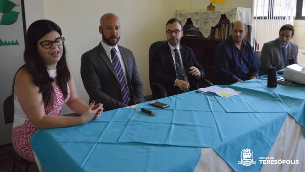 Prefeitura, Ministério Público e Secretaria de Segurança formalizam programa que acolhe, atende e trata crianças e adolescentes vítimas de abuso sexual