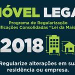 'Imóvel Legal': engenheiros e arquitetos elogiam lei municipal que facilita regularização de alterações em imóveis comerciais e residenciais