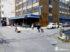 Moradores e empresários do entorno da Praça Olímpíca circularão na contramão e subirão pela Rua Monte Líbano até a Av. Delfim Moreira