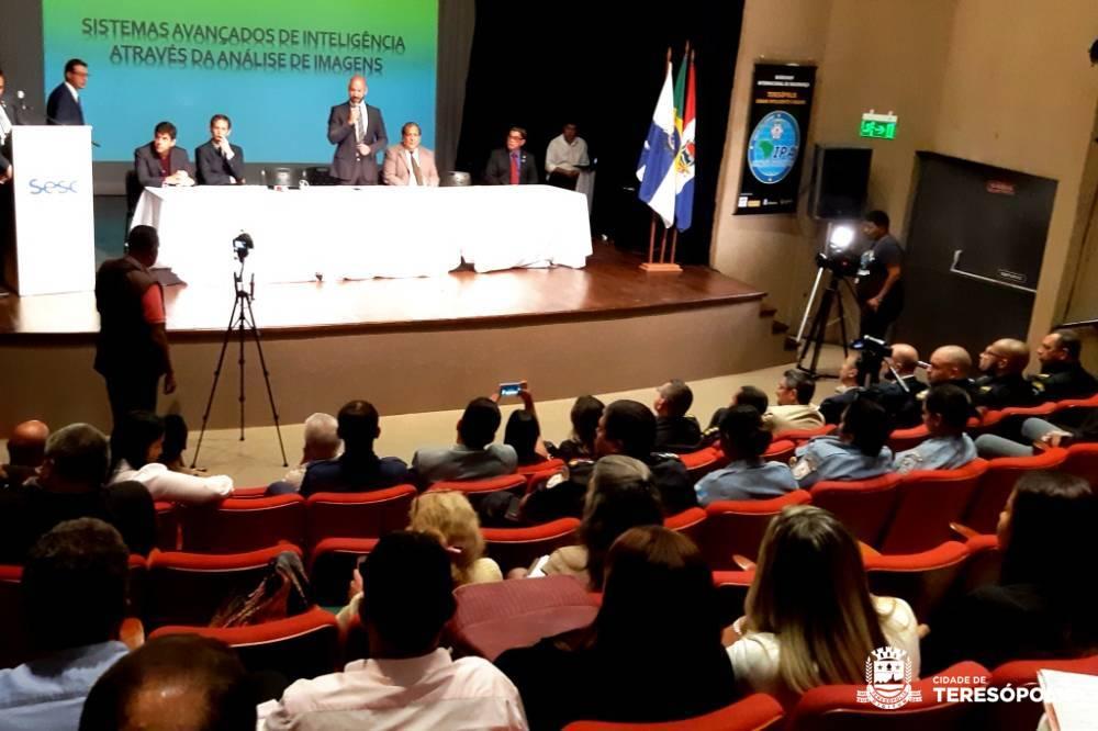 Cidade de Teresópolis terá sede do Bureau da Associação Internacional de Polícia