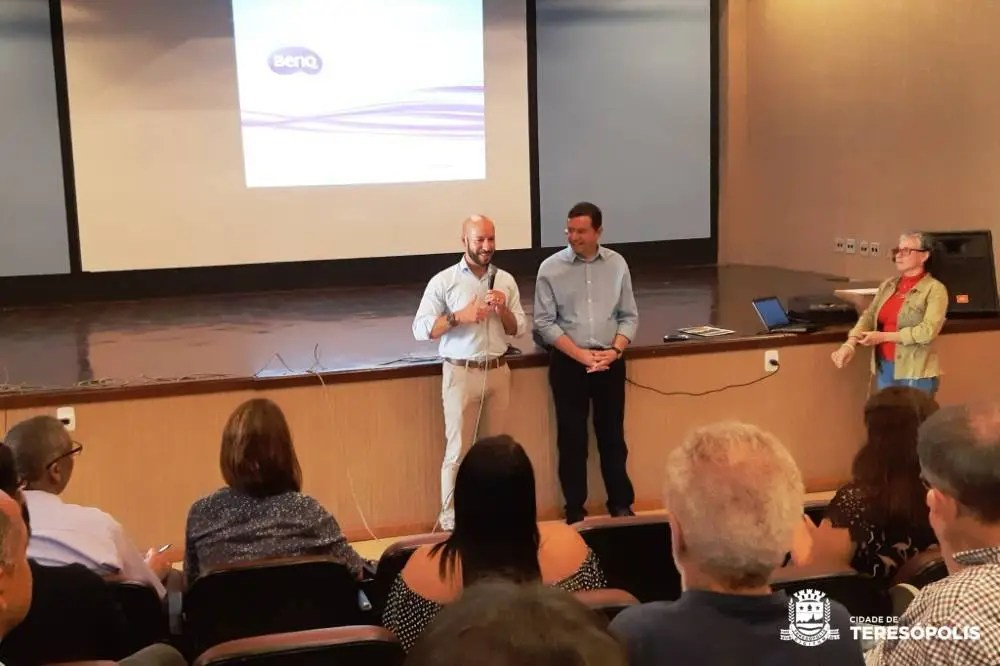 Prefeitos Vinicius Claussen e Renato Bravo anunciam R$ 800 mil para fortalecimento do Circuito Tere-Fri